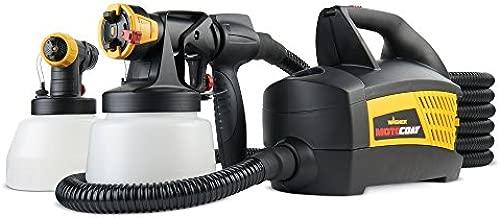 Wagner Spraytech 0529031 Black MotoCoat Complete Car & Truck Paint Sprayer, Automotive Paint Spray Gun, Body Repair Paint Spray Guns, Paint Sprayers for Automotive