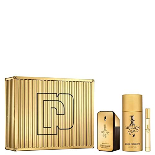 Paco Rabanne 1 Million Lote 3 Pz 210 ml
