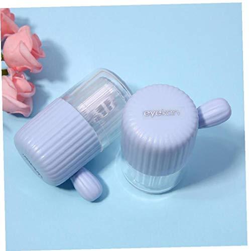 Case Cover Manuell Kontaktlinsen-aufbewahrungsbehälter Waschmaschine Reiniger Für Augenpflege-Halter-behälter