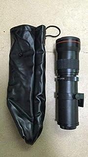Photo Studio Accessories - 420-800mm F/8.3-16 Super Telephoto Lens Manual Zoom Lens for DSLR Camera UV Filter Photo Studio...
