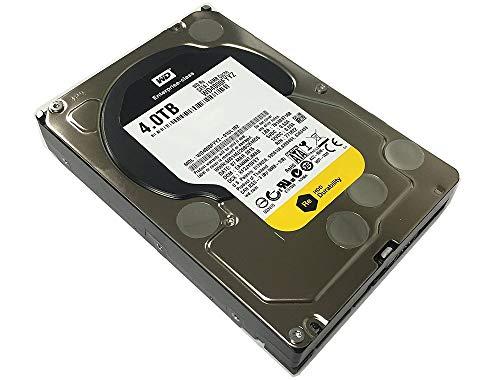 Western Digital RE WD4000FYYZ Interne Festplatte (4 TB, 7.200 U/min, 64 MB Cache, SATA, 6,0 Gbit/s, 8,9 cm (3,5 Zoll), OEM-Produkt