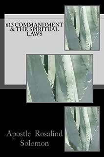 613 Commandment & The Spiritual Laws