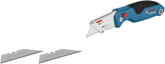 7824 opinioni per Bosch Professional 1600A016BL Coltello a Serramanico Universale con Scomparto