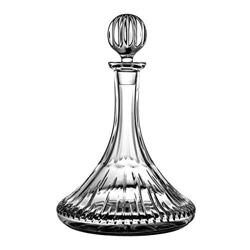 crystaljulia 5705Caraffa per vino, cristallo al piombo, trasparente