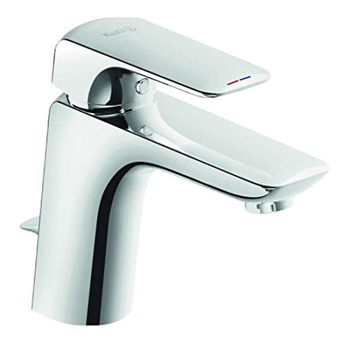 Kludi 410230575 Ameo XL Waschtisch-Einhandmischer DN 15 mit Ablaufgarnitur