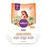 Halo Spot's Stew Wholesome Chicken Puppy Formula Natural Dry Dog Food,...