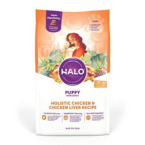 Halo Natural Dry Dog Food
