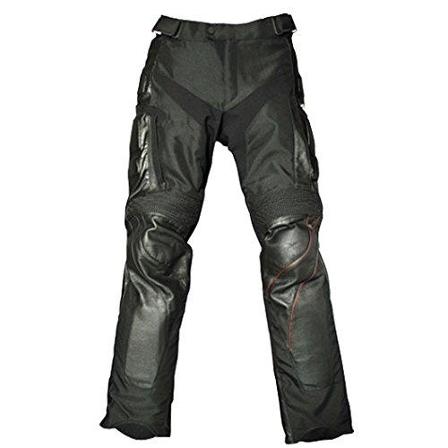 シールズ(SEAL'S) COMPLEX PANTS バイクパンツ OUT BLACK L SLP-319
