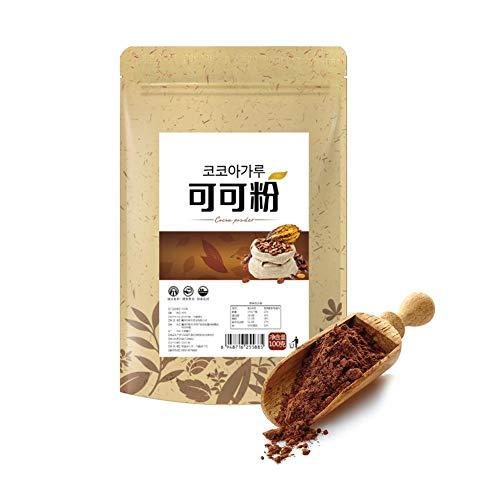 iBàste 100g Kakaopulver Schokoladen-Kakaopulver für die Hausküche Backen Brot Kuchen Machen