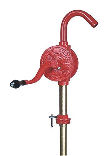그로즈 회전배럴펌프 이중방향 주철 1인치 펌프 유입구 NBR 실스 3-피스 강판 흡입관(44052)