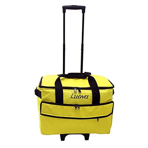 Luova 19' Rolling Trolley in Meadowlark Yellow