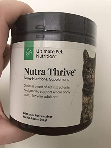 Top 10 best selling list for nutra thrive supplement for dogs