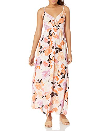 Rip Curl Women's Lakeshore Maxi Dress, Lilac, XL