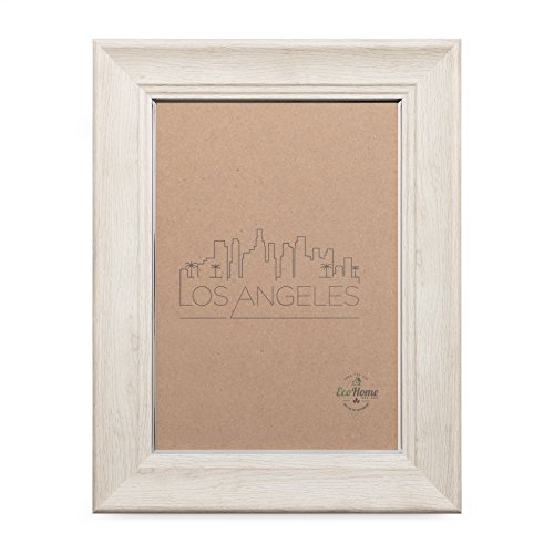 Ecohome 5x7 Beige Picture Frames, Photo Frame for Table Top and Wall Decoration…