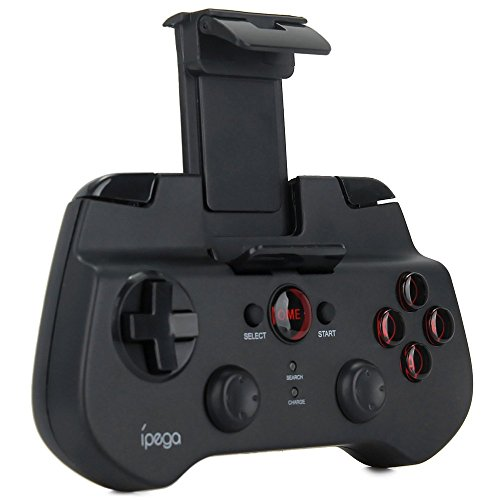 iPega PG-9017S Bluetooth Wireless Rechargeable Gamepad Controller for Samsung/Sony/LG/Nexus/Motorola Android Phone/Windows PC Games