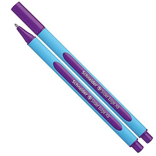 Kugelschreiber Slider Edge, Strichstärke XB, Strichstärke 1.4mm, violett