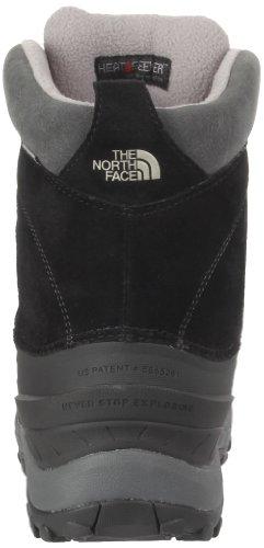 The North Face Chilkat II Bottes de neige pour femme, Homme, Black/Griffin Grey