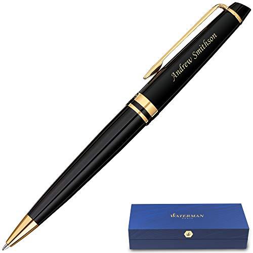 Personalized Waterman Ballpoint Pen