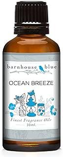 Barnhouse - Ocean Breeze - Premium Grade Fragrance Oil (30ml)