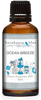 Barnhouse - Ocean Breeze - Premium Grade Fragrance Oil  30ml