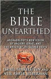 The Bible Unearthed Publisher: Free Press