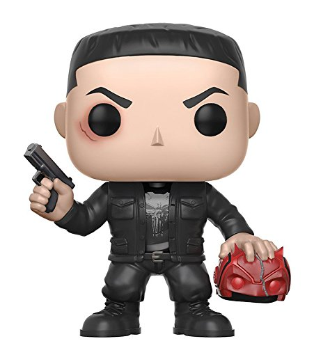 Marvel Daredevil Punisher Chase Variant Bobblehead Pop! Vinyl Figure