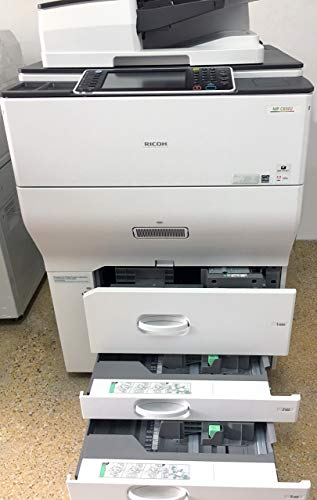 Why Should You Buy Ricoh Aficio MP C6502 Color Multifunction Copier - A3, 65ppm, Copy, Print, Scan, ...