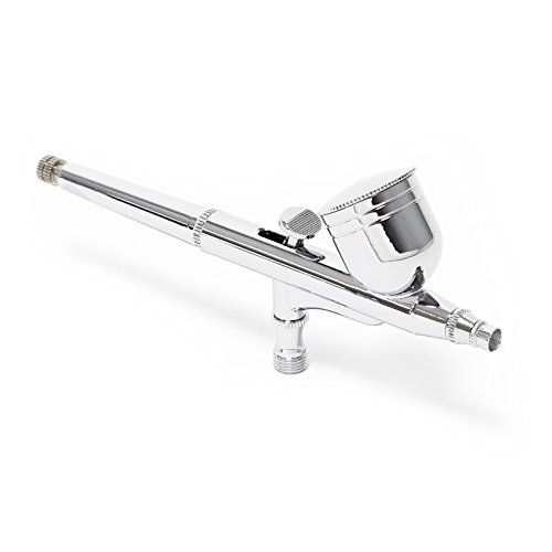 Wiltec Airbrushpistole Typ 130 Double Action Funktion