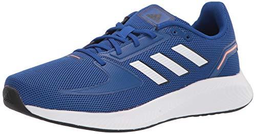 adidas Men's Runfalcon 2.0 Running Shoes, Team Royal Blue/White/Black, 10