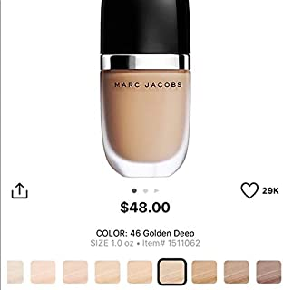 Re(marc)able Full Cover Foundation Concentrate Golden Deep 46