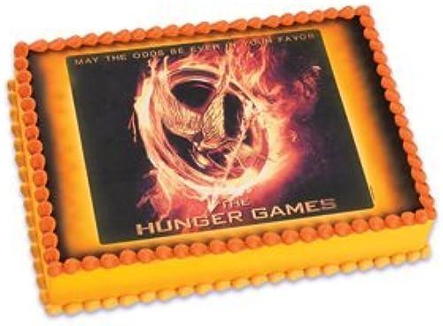 A la venta con descuento del 70%. Hunger Games Icing Art Edible Image by A Birthday Birthday Birthday Place  ahorra hasta un 50%