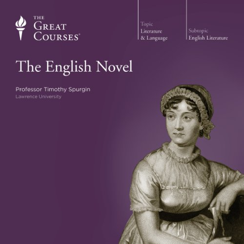 The English Novel cover art