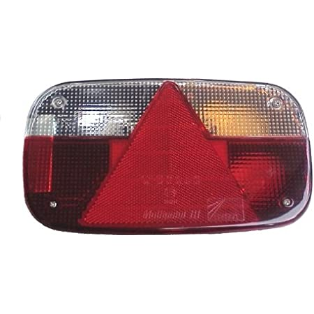Aspöck Multipoint 3 Rechts Mit Kennzeichenleuchte Und Rückfahrscheinwerfer Auto