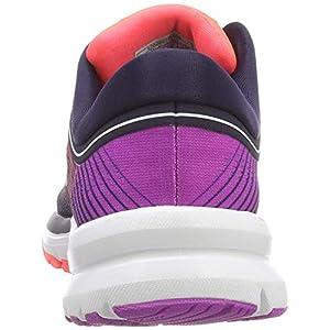 Brooks Women's Launch 5 - Navy/Coral/Purple Navy/Coral/Purple Nylon Running Shoes 7.5 (B(M)) US