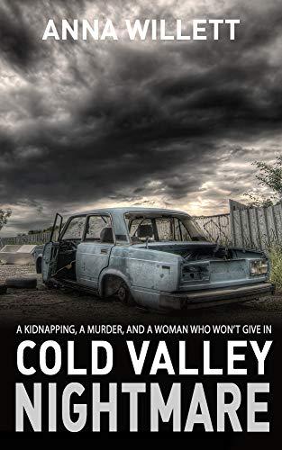 Cold Valley Nightmare by Anna Willett ebook deal