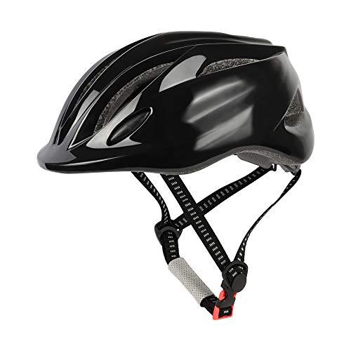 Casco para niños moldeado integralmente con luz LED de seguridad, casco para...
