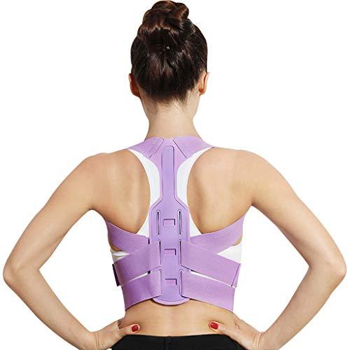 Männer und Frauen Rücken Haltungskorrektur - Obere Rückenstütze Rückenstütze Rückenstütze Rückenstütze Geradehalter Entlastung Nacken-, Schulter- und Rückenschmerzen