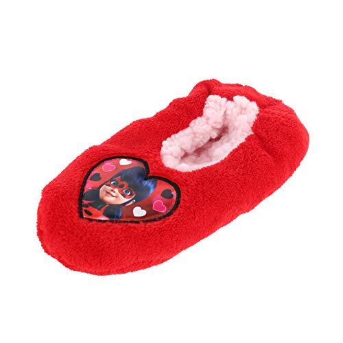 Miraculous Ladybug Niñas Pantuflas