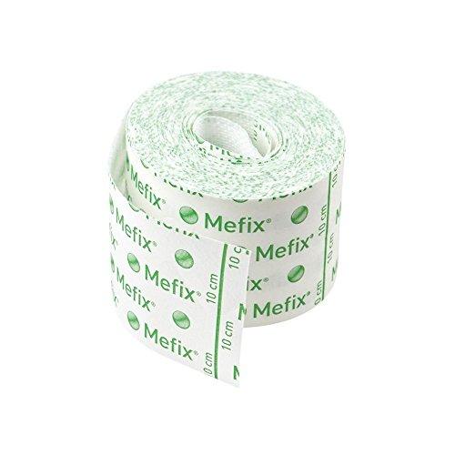 Aderezo de tela adhesiva de mefix, 5 cm x 10m
