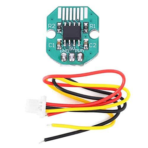 AS5600 Motor Encoder Absolutvärde Encoder Set PWM i2c Interface Precision 12bit för borstlös PTZ-motor
