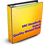 BRC Standards Issue 6 Quality Manual Pack (English Edition)