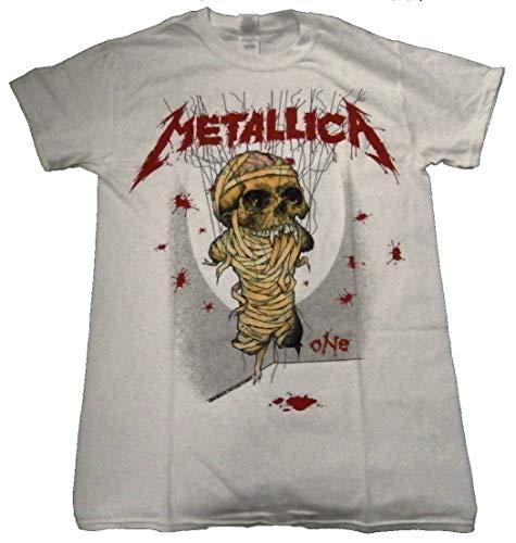 【METALLICA】メタリカ オフィシャルバンドTシャツ#25 (M)