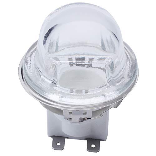 Cikuso E14 Porta Lampada per Forno Cottura 15W / 25W Illuminazione Portalampada Lampada per Forno Lampada per Lampada Ad Alta Temperatura Base E14 500 Gradi