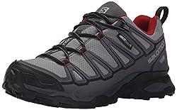Salomon Men's X Ultra Prime CS Waterproof Hiking Shoe
