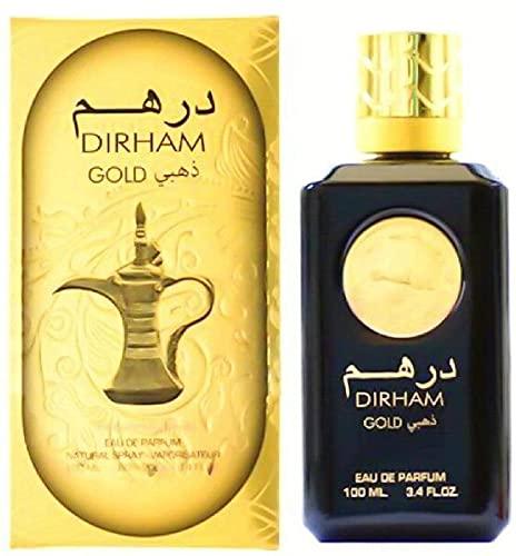 Dirham Gold Eau de Perfum 100ml Oriental perfume