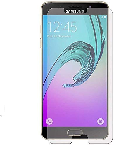 Tumundosmartphone Protector Pantalla Cristal Templado para Samsung Galaxy A5 (2016) Vidrio