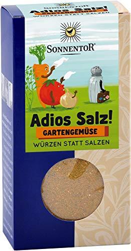 Sonnentor Bio Adios Salz Gemüsemischung Gartengemüse bio (2 x 60 gr)