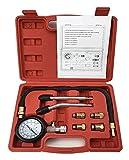 LSYC Herramienta Junta de combinación de versión de actualización Medidor de presión portátil compresión probador de Fugas de compresión Herramienta de diagnóstico Auto Set 1104