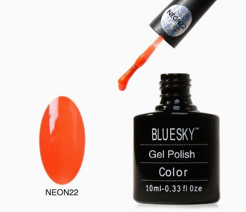 Bluesky UV/LED gel nagellak, neon burlesque 10 ml