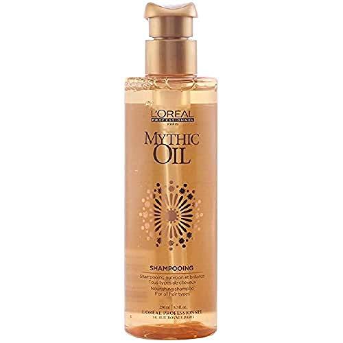 L\'Oréal Professionnel Oil Mythic Shampoo für feines bis normales Haar, 1er Pack (1 x 250 ml)
